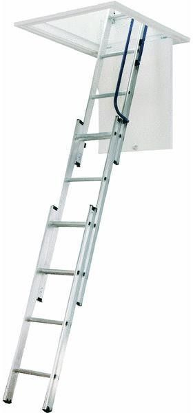 Buy The Werner Aa1510 Attic Ladder 7 9 Foot At Hardware World Attic Ladder Attic Stairs Attic Flooring