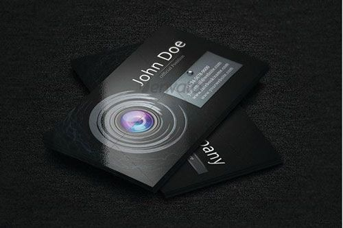 Photographer business card template photography business photographer business card template wajeb