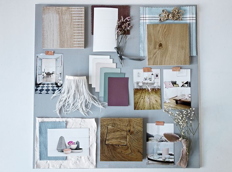 3 steps on how I start creating a mood board #moodboards