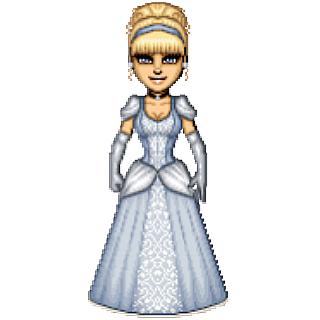 Cinderella Ball Dress
