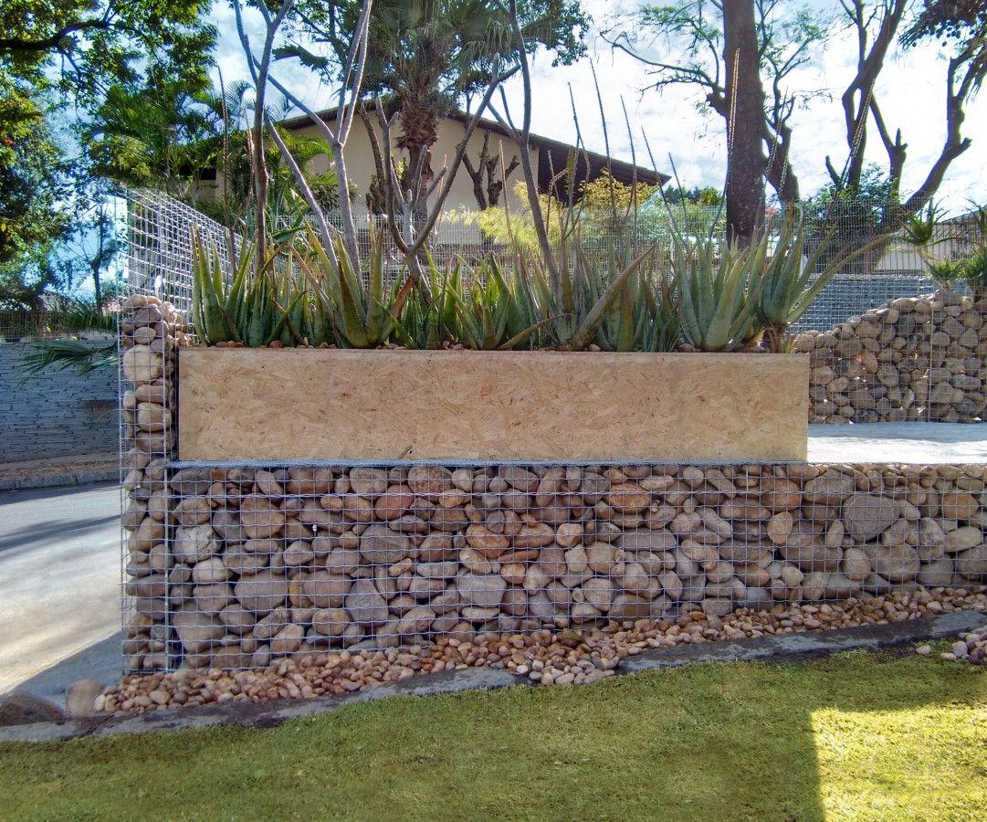Muro de tijolo a vista fotos e modelos casa constru 237 da - Casa Cor Parklet1 Jpg 1081 900