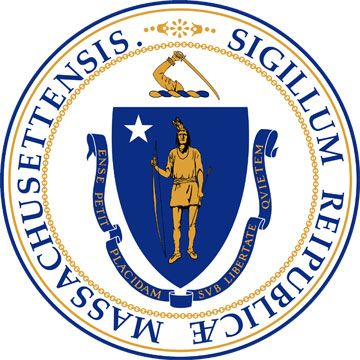 Great seal of Massachusetts - click to see all state seals