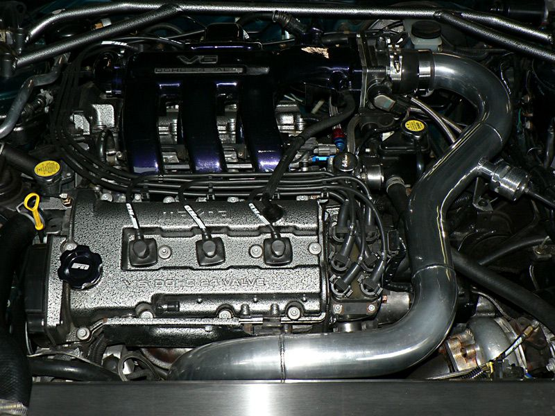1997 Ford Probe Gts Turbo Heavily Modified Ford Probe Ford