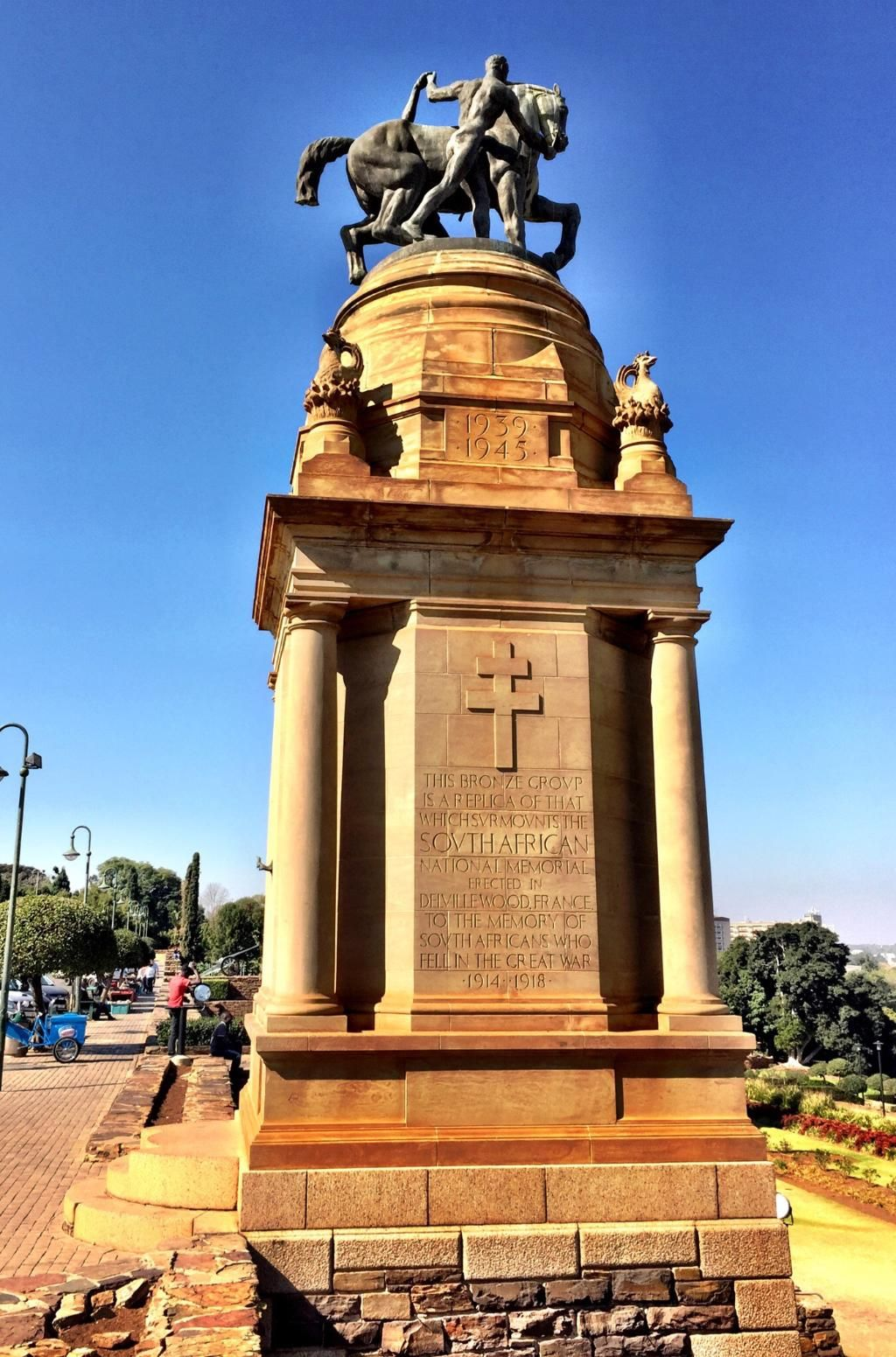 Union Buildings (Pretoria, South Africa) Address