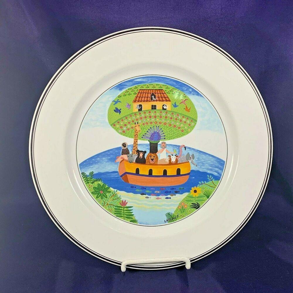 Details about Villeroy & Boch DESIGN NAIF Dinner Plate 10