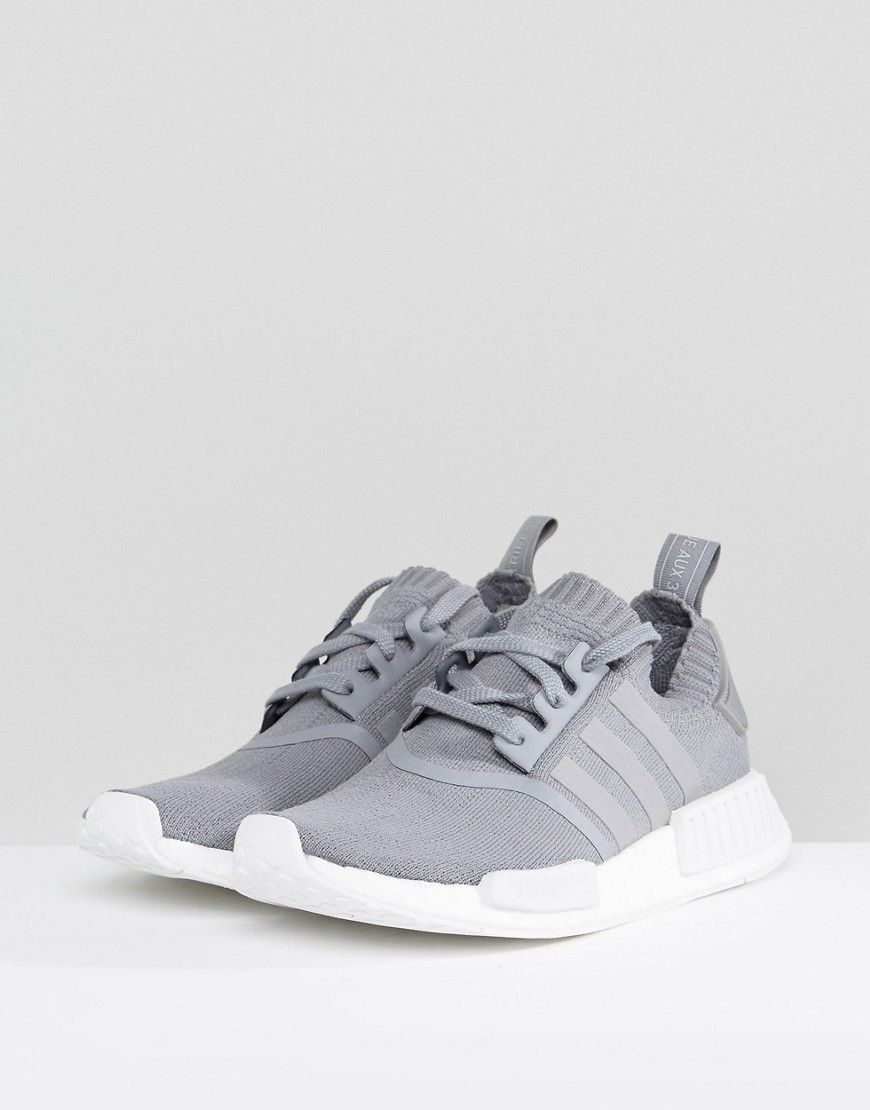 los angeles b2646 32765 adidas Originals NMD R1 Sneakers In Gray - Gray | ||Shoes ...