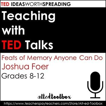 Ted Talks Lesson Feats Of Memory Anyone Can Do Ted Talks How