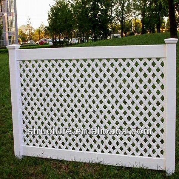 Plastic Lattice Product Plastic Lattice Fence Lattice Fence