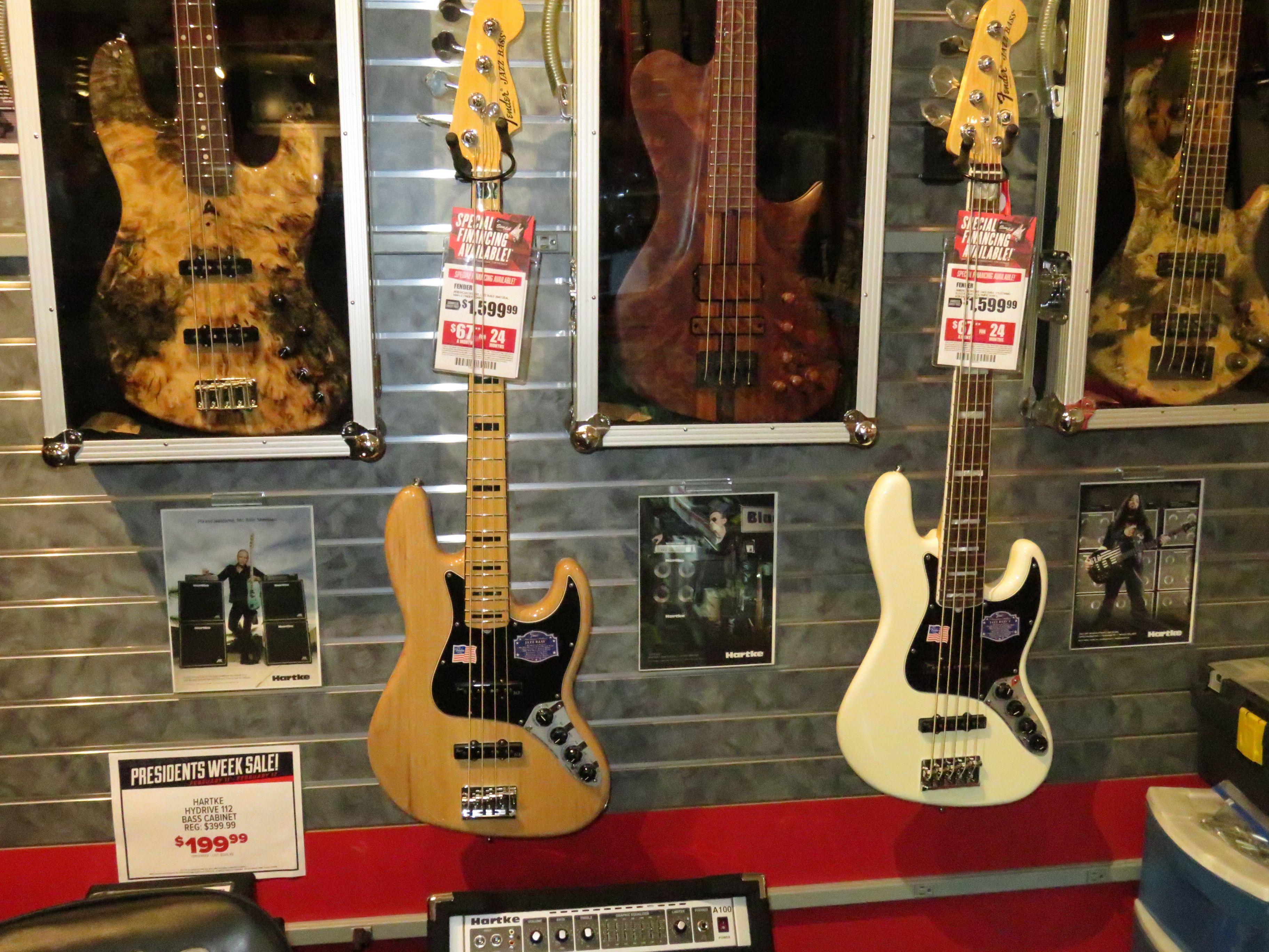 Sam Ash 34th Street New York City Sam Ash Bass Guitar 34 Street
