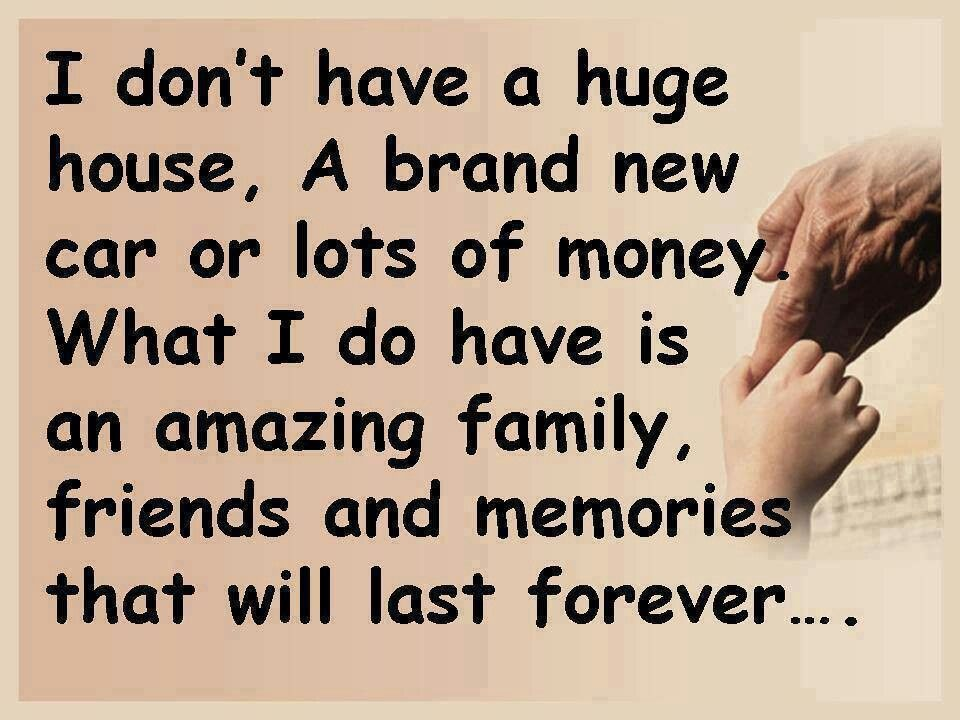 Love My Familymost Important Thing In My Life3 Things To Live