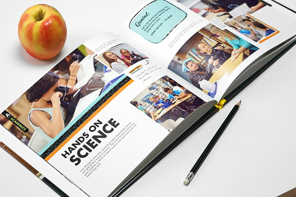 How to Make a Yearbook in 10 Easy Steps Yearbook, Picky