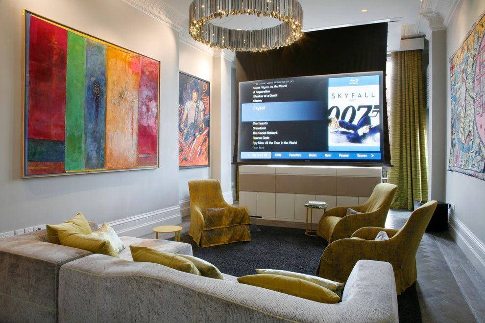 general tips to design a home theater on your own home decorating