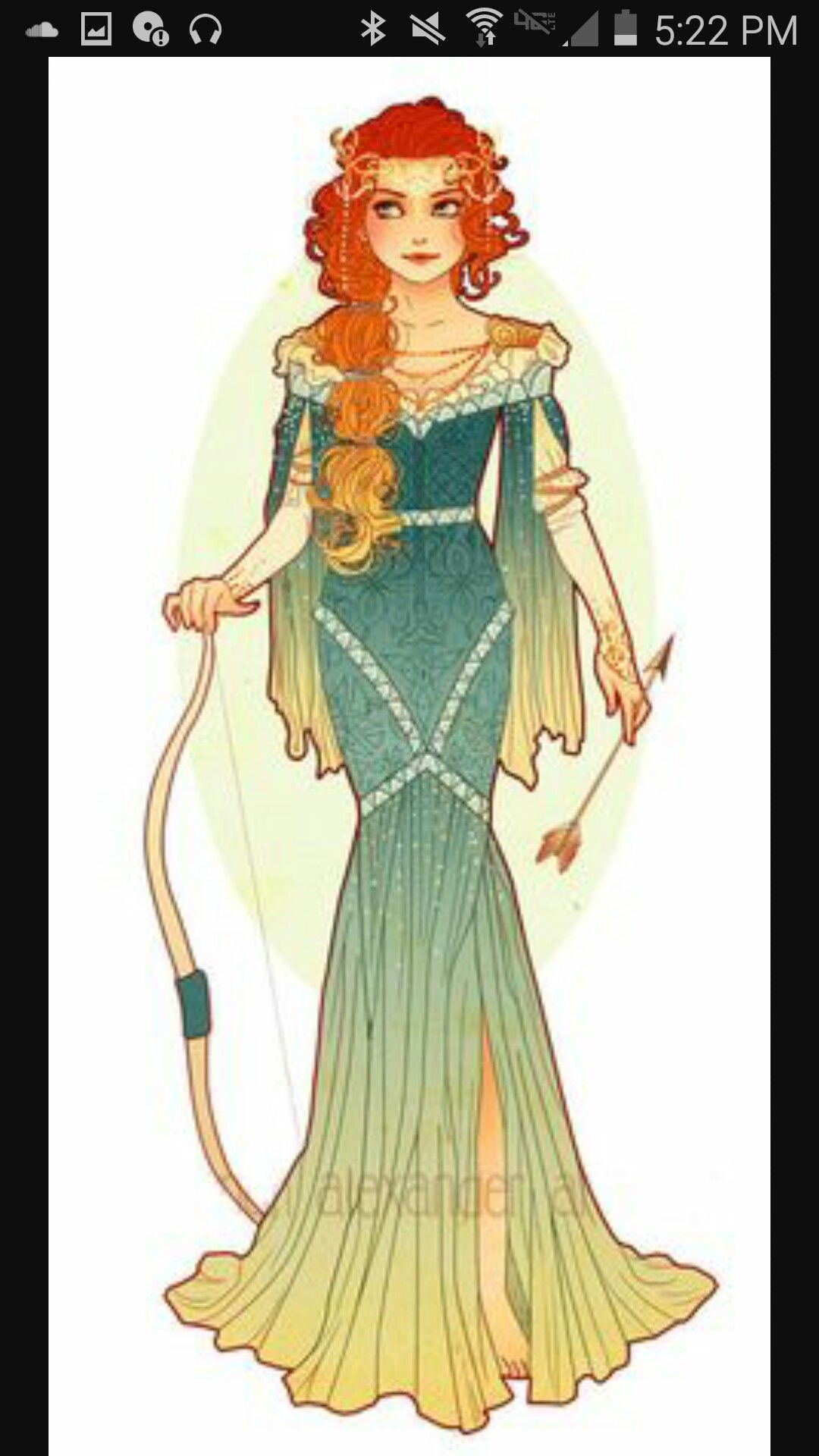Art Nouveau Costume Pin By Aurora Ochoa On Disney Pinterest Art Merida