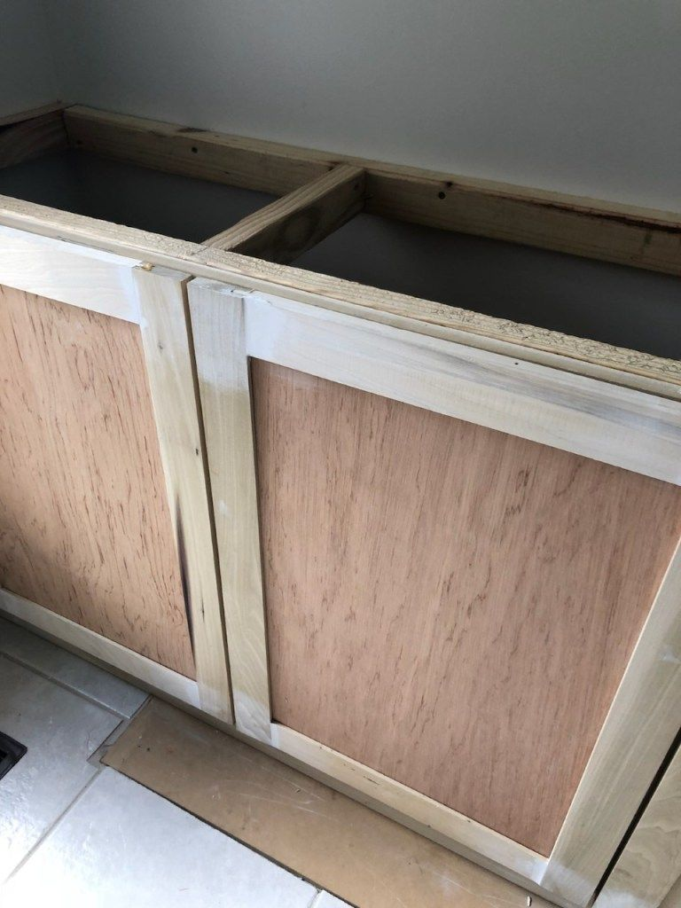 DIY Kitchen Cabinets for Under $200 - A Beginner's Tutorial