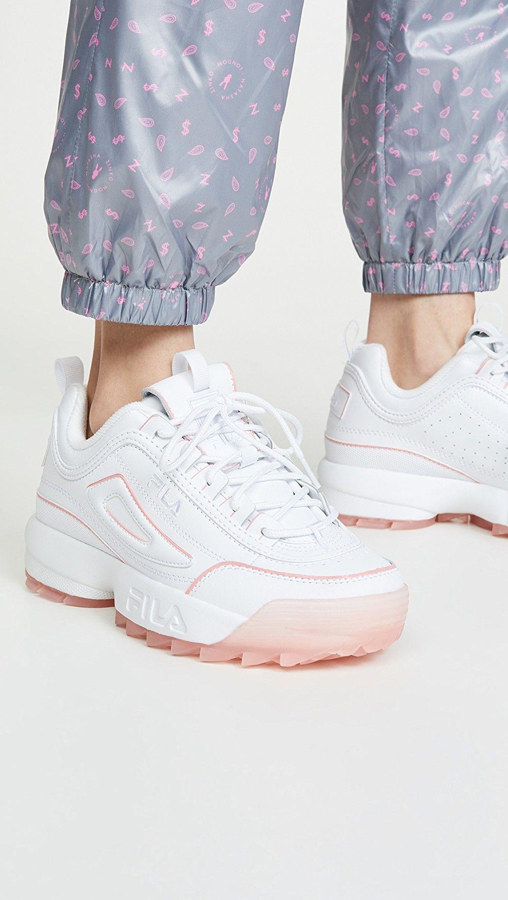 Fila Disruptor II Ice Sneakers