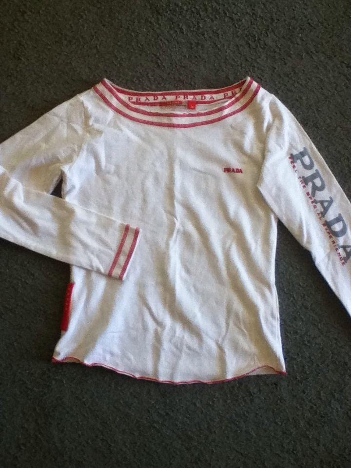 4b59e647b627f7 FAKE Prada shirt