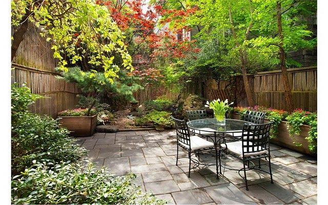 Rustic patios estilo rustico creando patios rusticos - Patios rusticos ...