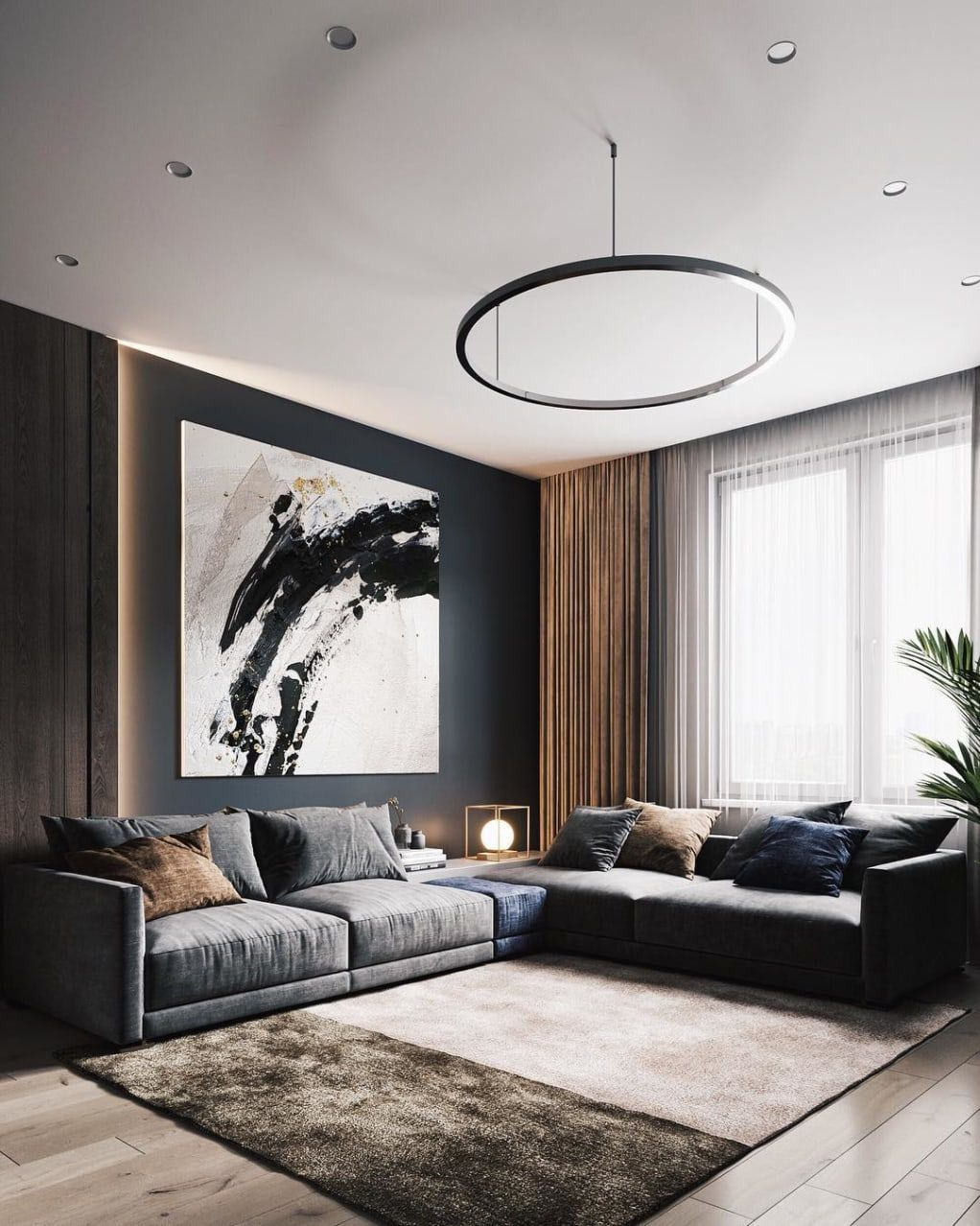 Idée Déco Salon Moderne minimal interior design inspiration en 2020 | décoration