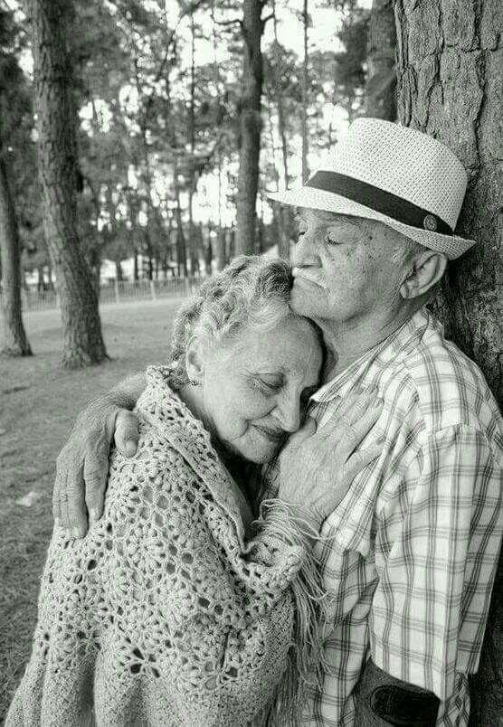 Komm, werde alt mit mir ... -  - #fotografie