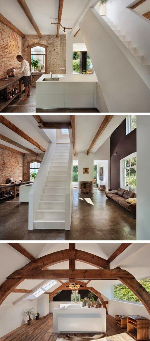 De Transformatie Van Een Klein Spoorhuis Tot Een Prachtig Woonhuis | Villa  Du0027Esta |