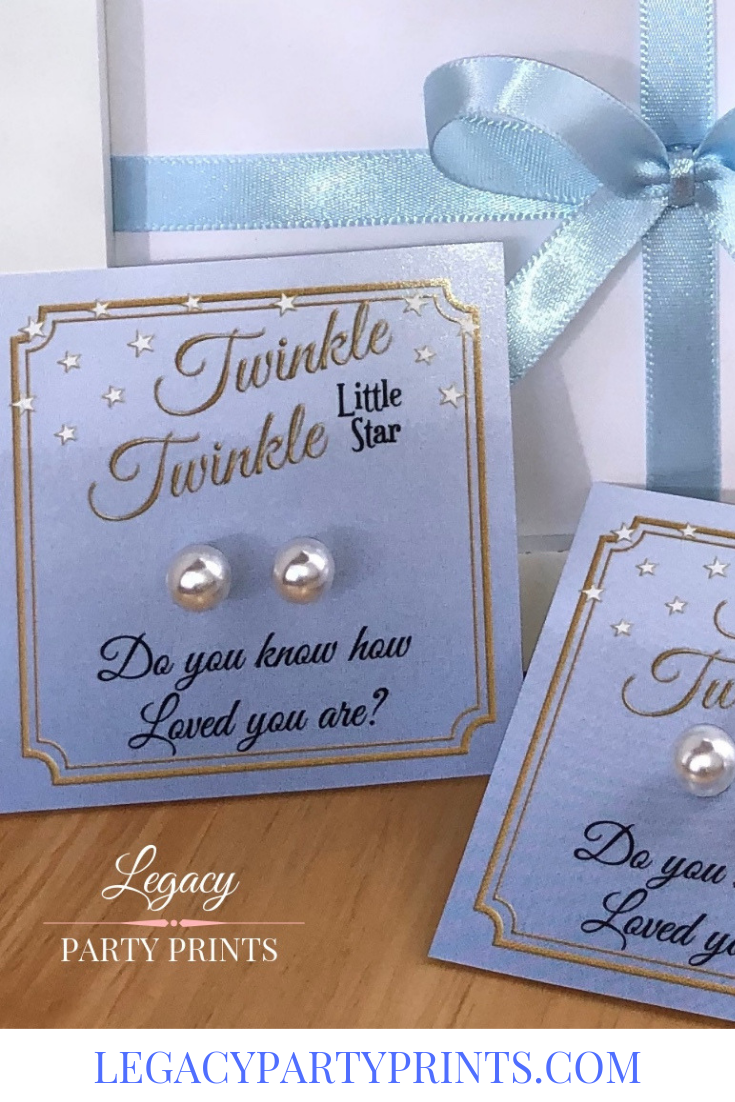 New Twinkle Twinkle Little Star Boy Baby Shower Favors Click On The Link To Get Blue Baby Shower Favors Twinkle Twinkle Baby Shower Baby Boy Shower Favors