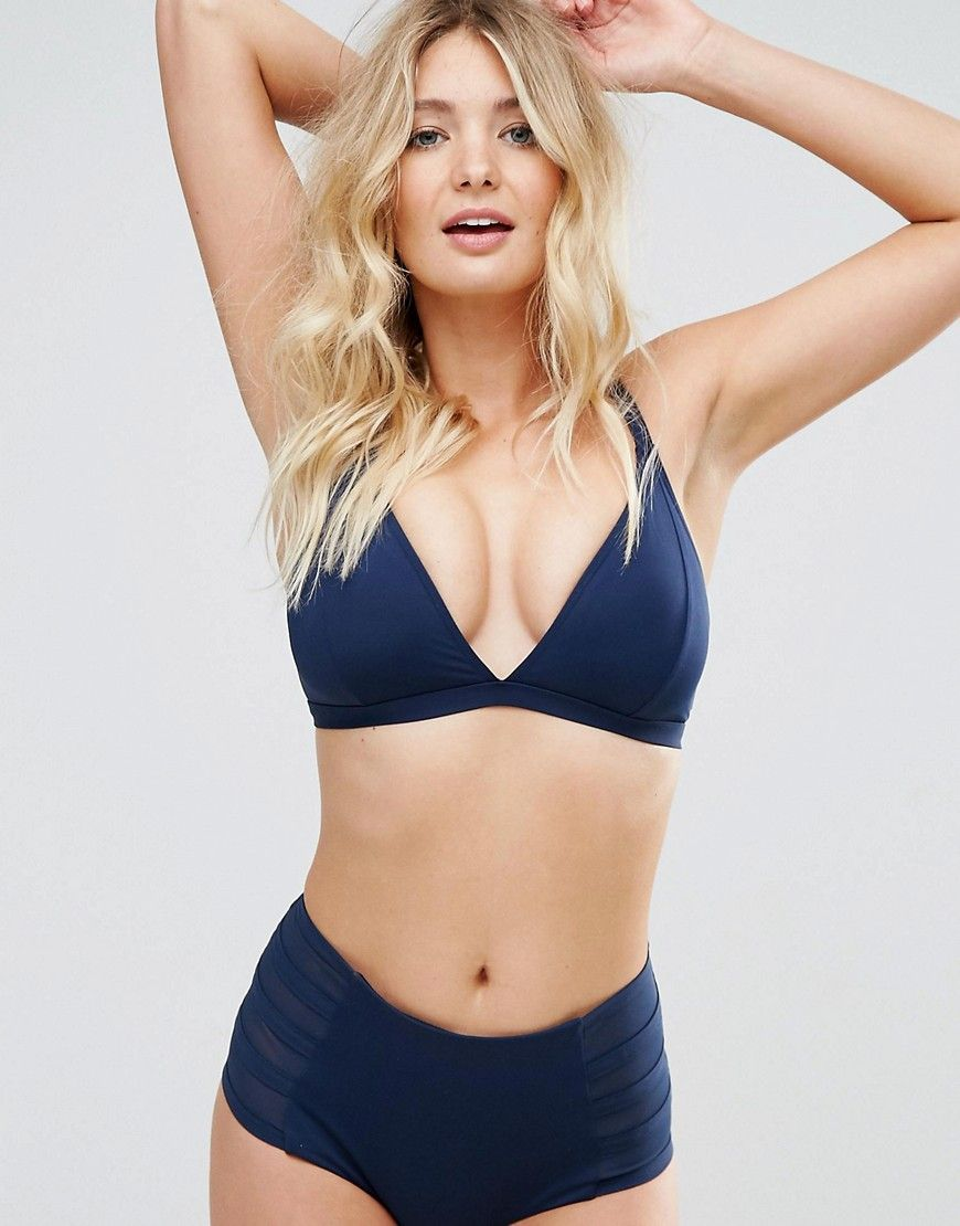 8370ec1a39f Robyn Lawley Falling For You Multifit Triangle Bikini Top Sizes 10 ...