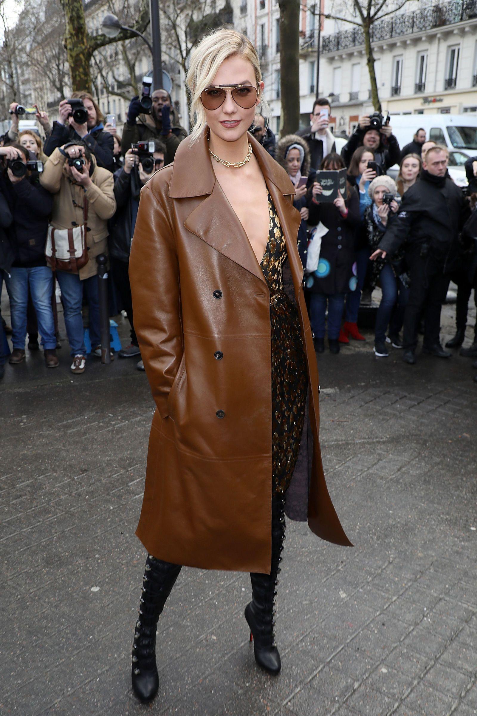 come abbinare cappotto in pelle donna