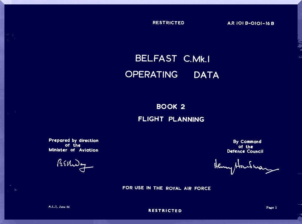short belfast c 1 aircraft operating data manual aircraft reports rh pinterest com Manual Icon Advantages of Manual Data Processing