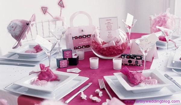 Elegant Party Decoration Ideas Hen Night Plan A Fun Theme Paperblog