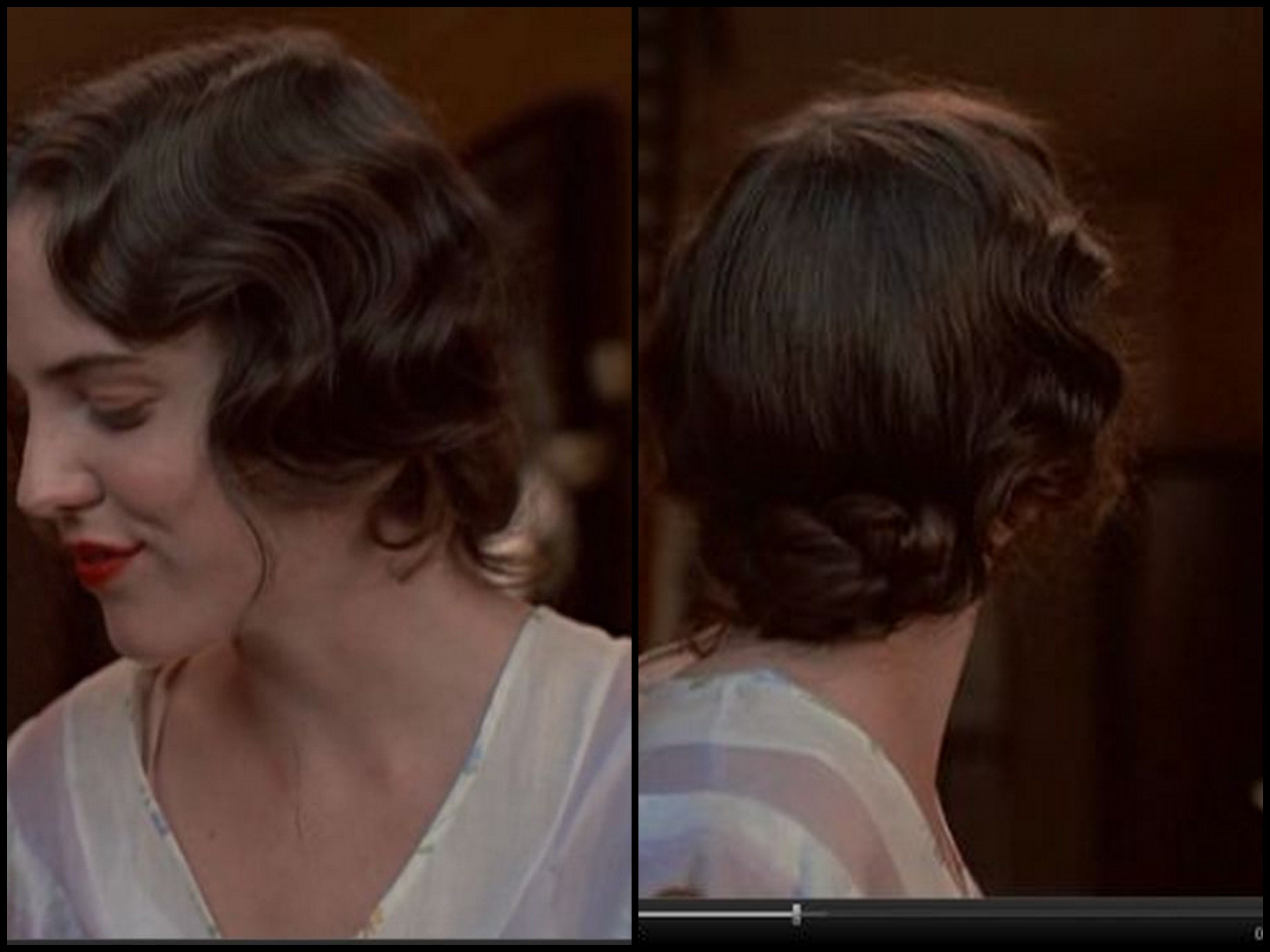 I am forever trying to replicate this vintage 1930s hairstyle from ...