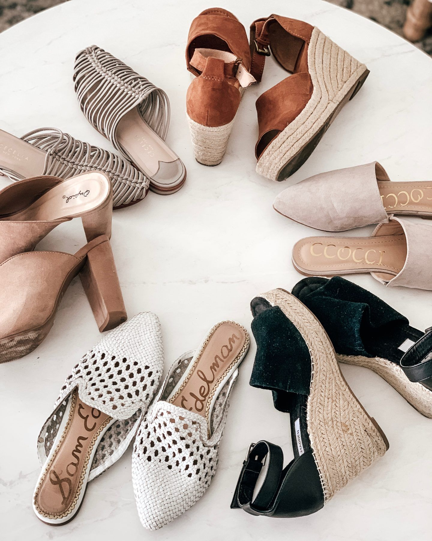 Spring shoes, Perfect sandals