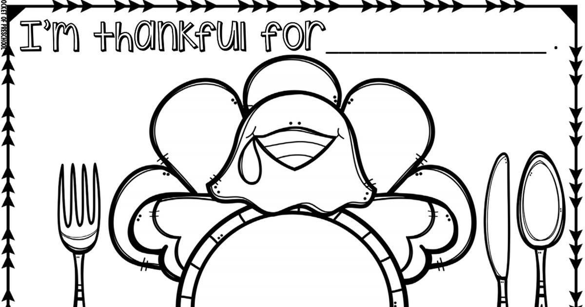 Thanksgiving Placemat Freebie Pocket of Preschool.pdf