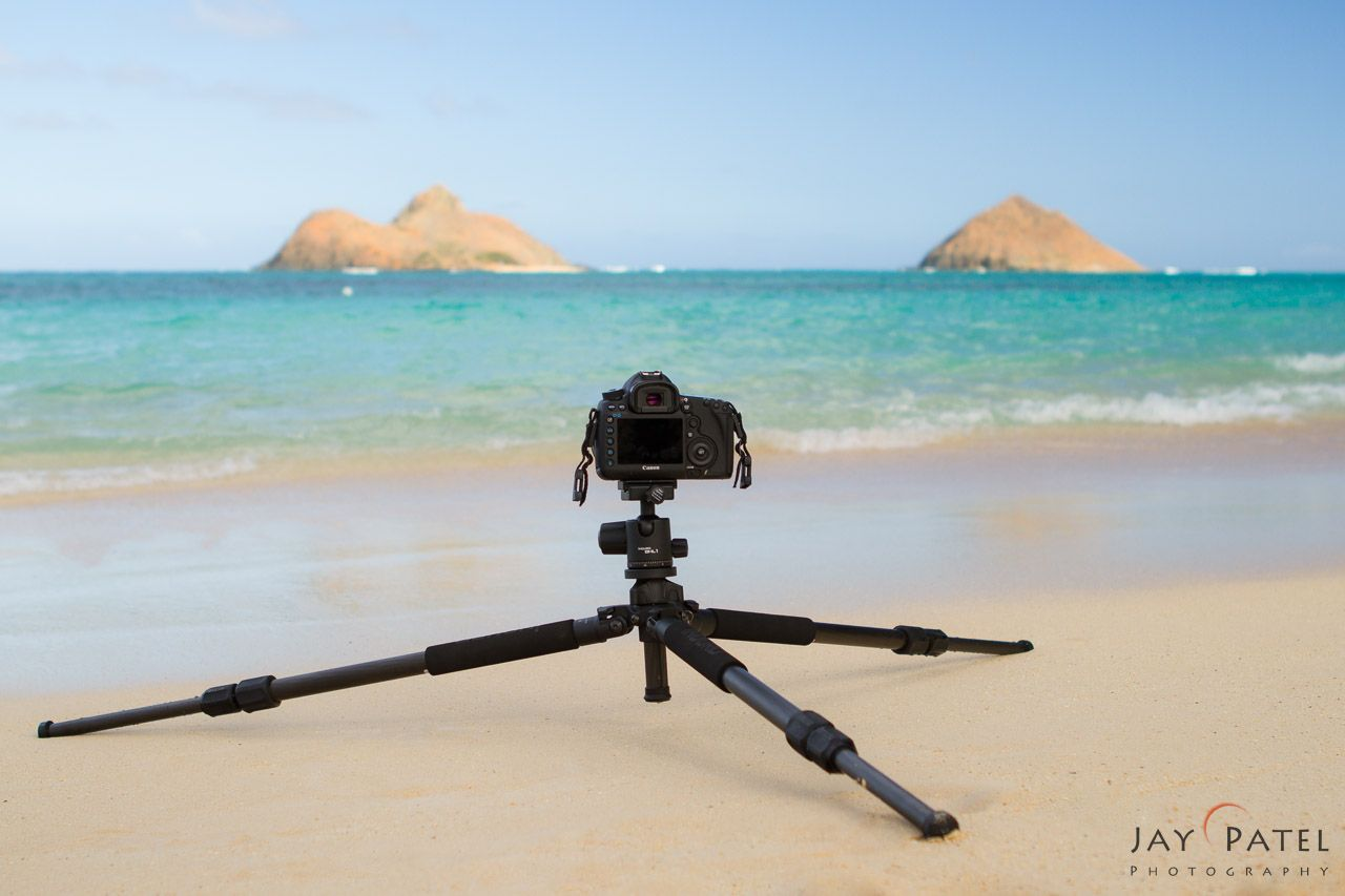 After shooting in salt water and sand in Hawaii, our tripods were badly in need of cleaning. Here is how we clean our tripod.