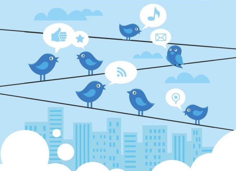 Création de plusieurs comptes sur Twitter