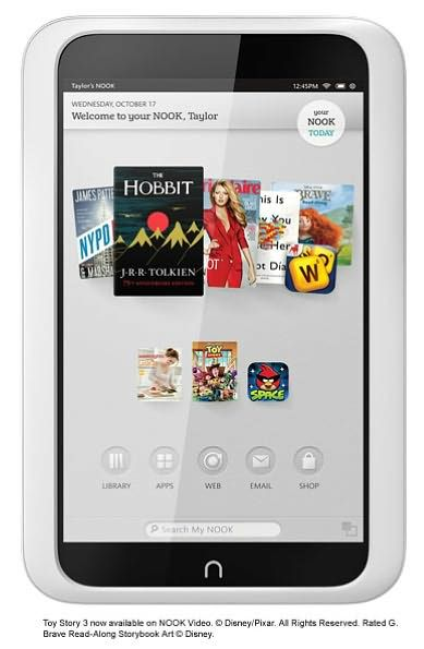 Nook Hd Oh How I Wish I Could Wake Up Christmas Morning With This