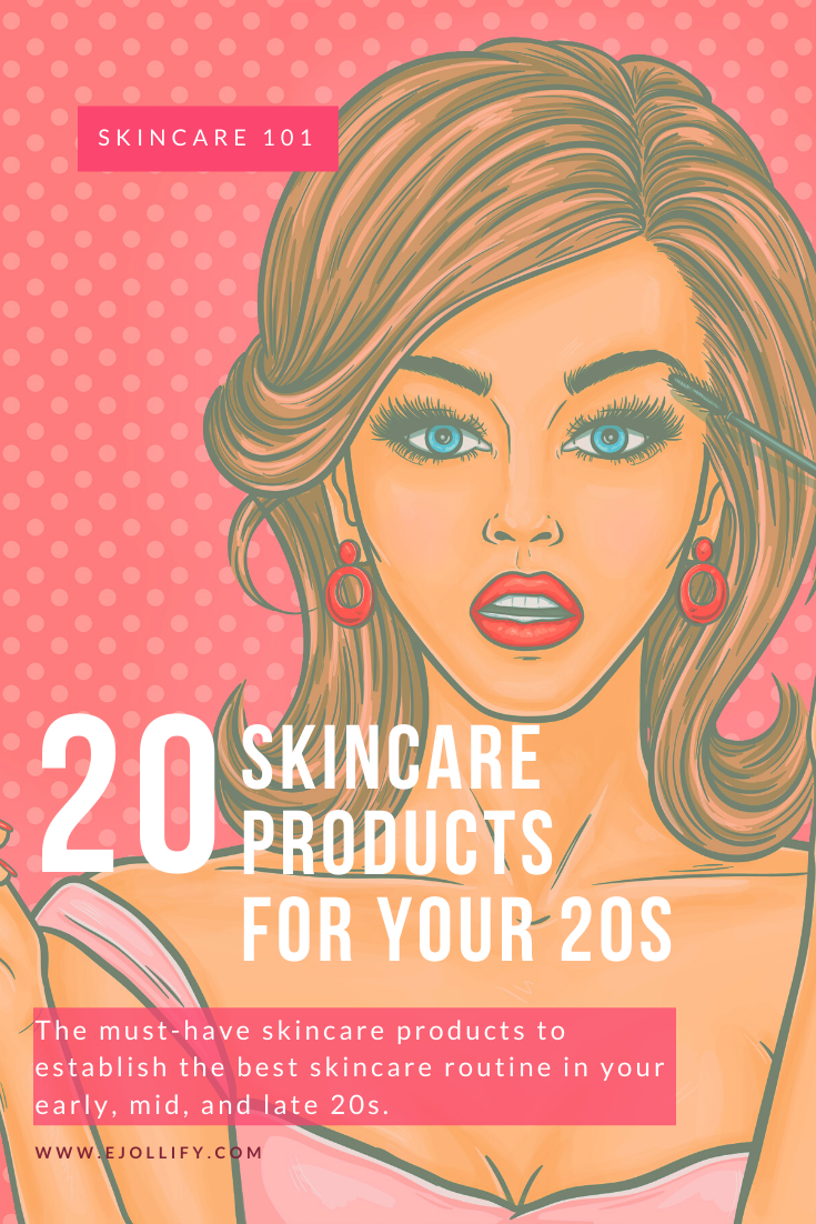 20 Best Skincare Products For 20s Good Skin Skin Care Best Skincare Products
