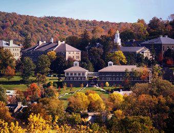 Colgate University in Hamilton, NY | Favorite Places
