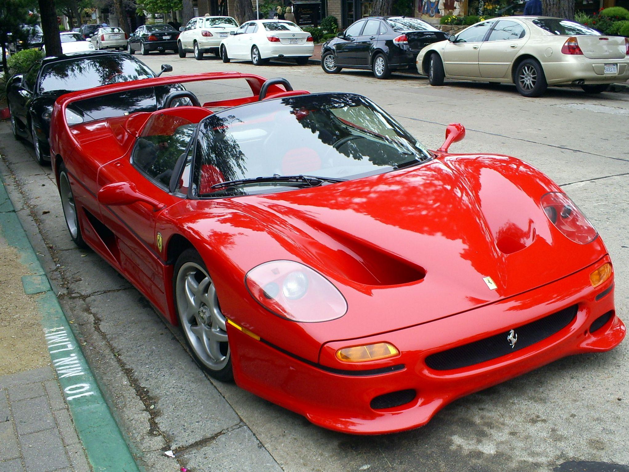 112 best ferrari f50 images on pinterest ferrari car and cars ferrari f50 vanachro Choice Image