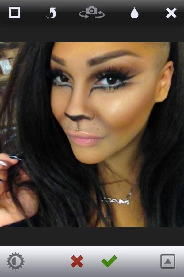 Sophisticated Cat Makeup Games Jogos Online Gratis Idei De