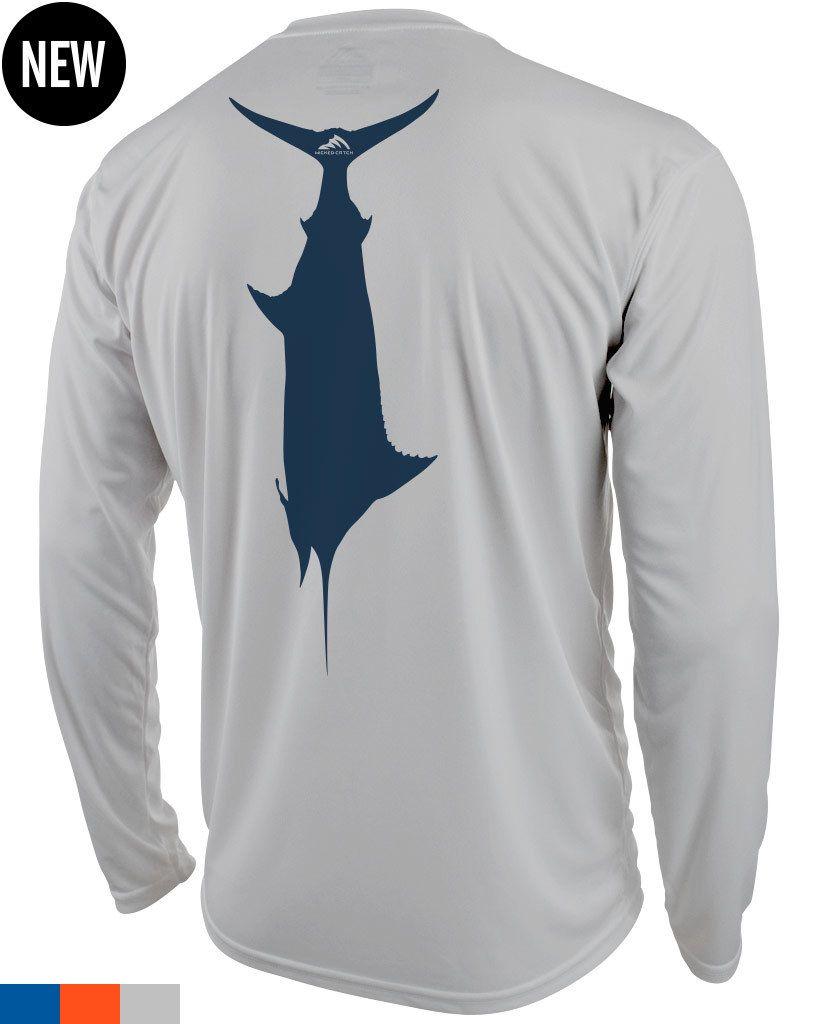 T C Marlin Performance Fishing Shirt