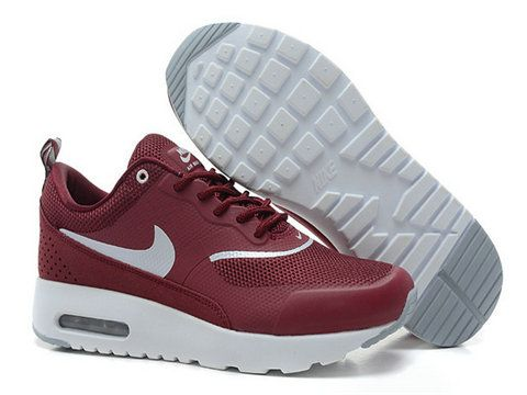 nike air max thea noble red
