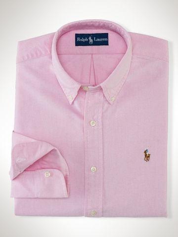Slim-Fit Oxford Shirt - Polo Ralph Lauren