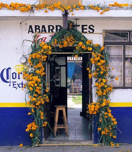 a small grocery store near Patzcuaro, Michoacan, Mexico