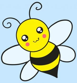 Animals How To Draw A Bee For Kids 3 Drawing Pictures For