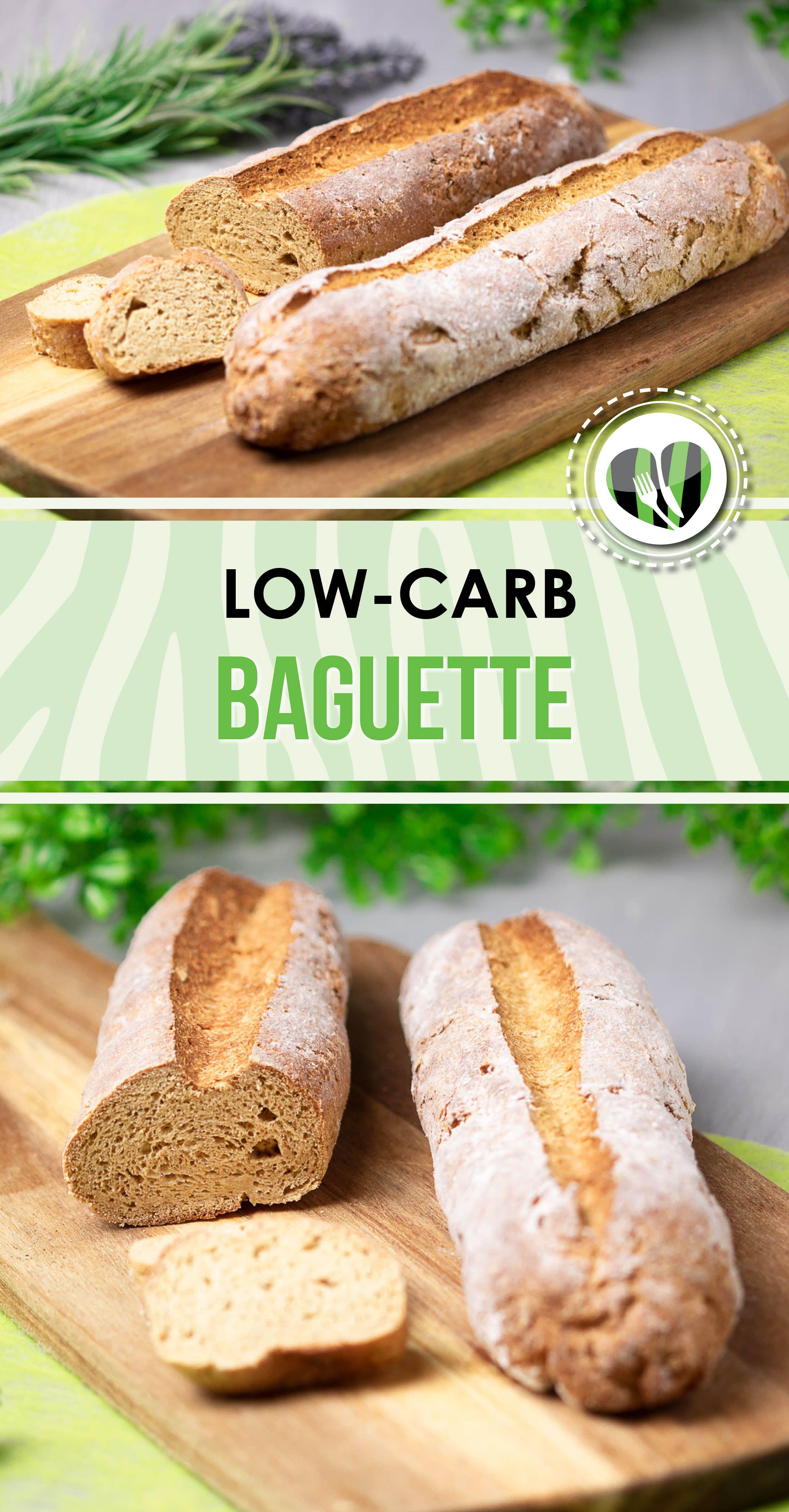 Low Carb Baguette #lowcarbyum