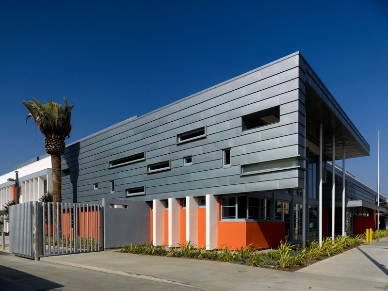 Architectural Steel Garages : Corten quot pre engineered metal building google search