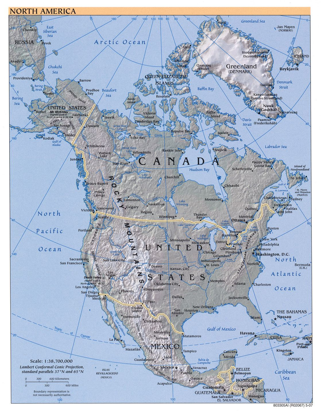 Image Result For How Soviet Maps Show America North America Map America Map North America