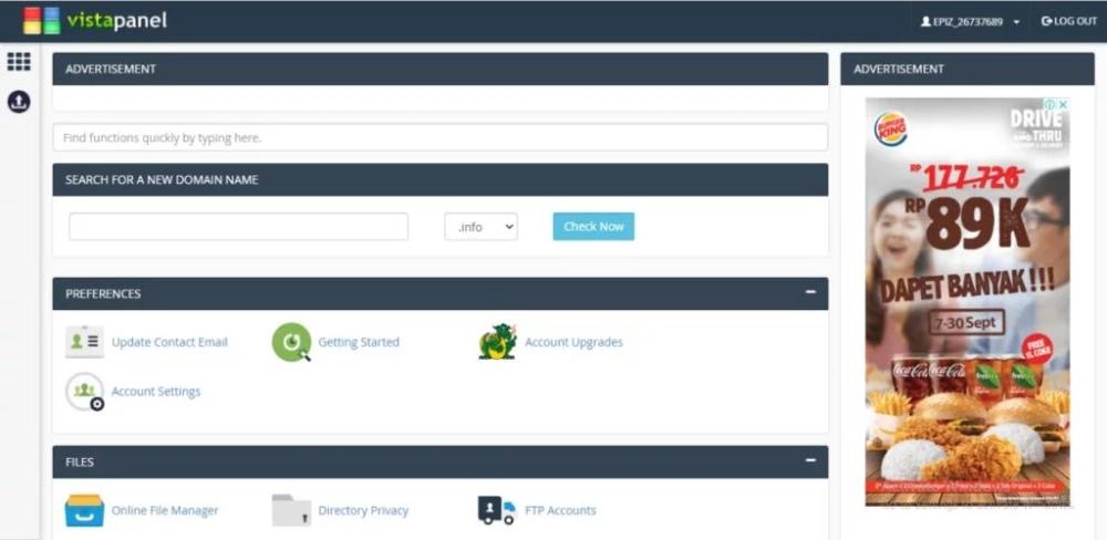 38+ Cara daftar hosting gratis di 000webhost info