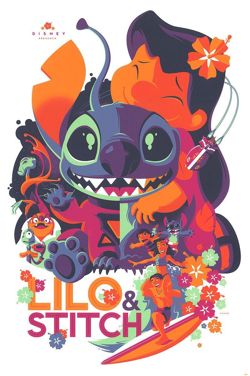 halloweentime disney poster 2015 | INSIDE THE ROCK POSTER FRAME BLOG ...