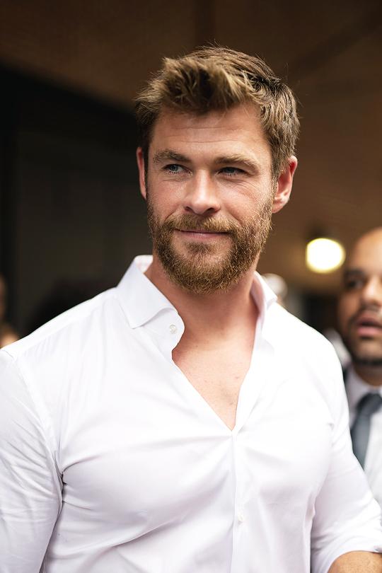 Manner Frisuren Haarschnitt Manner Chris Hemsworth Thor Chris Hemsworth